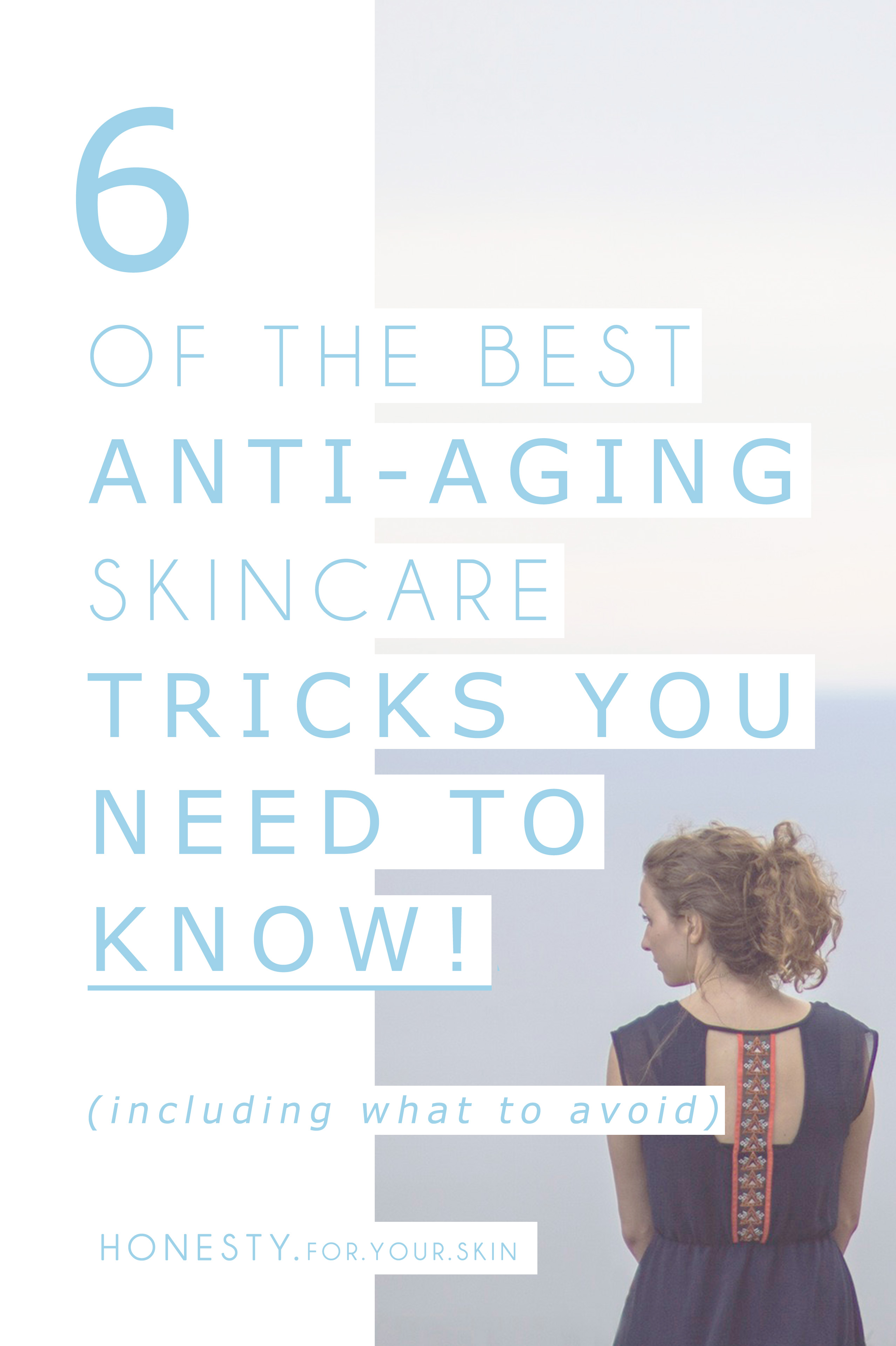 Anti-aging PREVENTION - it's all about the sunscreen right? Not many people know this... but there are things we do, and skincare products we use that actually AGE skin - this is shocking I know! These are the 6 things you will want to do, to stop your skin from aging and make it SUPER resilient to wrinkles ---> http://wp.me/p6LuQS-sF